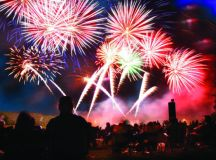 Where to see fireworks around the Central Coast this 4th ...