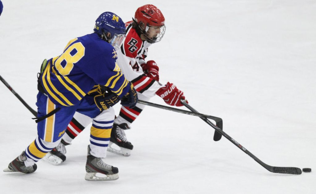 BGHS hockey hitting stride after questions loomed early