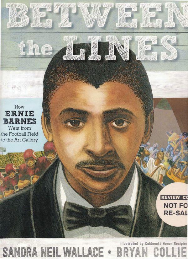 Ernie Barnes Football