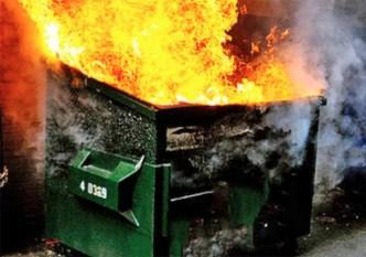 Congratulations everybody, 'dumpster fire' is a dictionary entry | Nation |  sharonherald.com