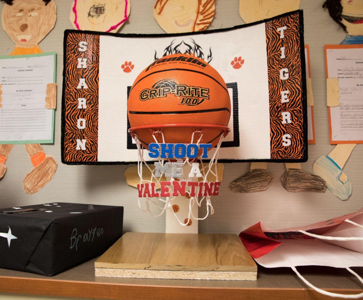 Sharon Students Show They Already Have Big Hearts News