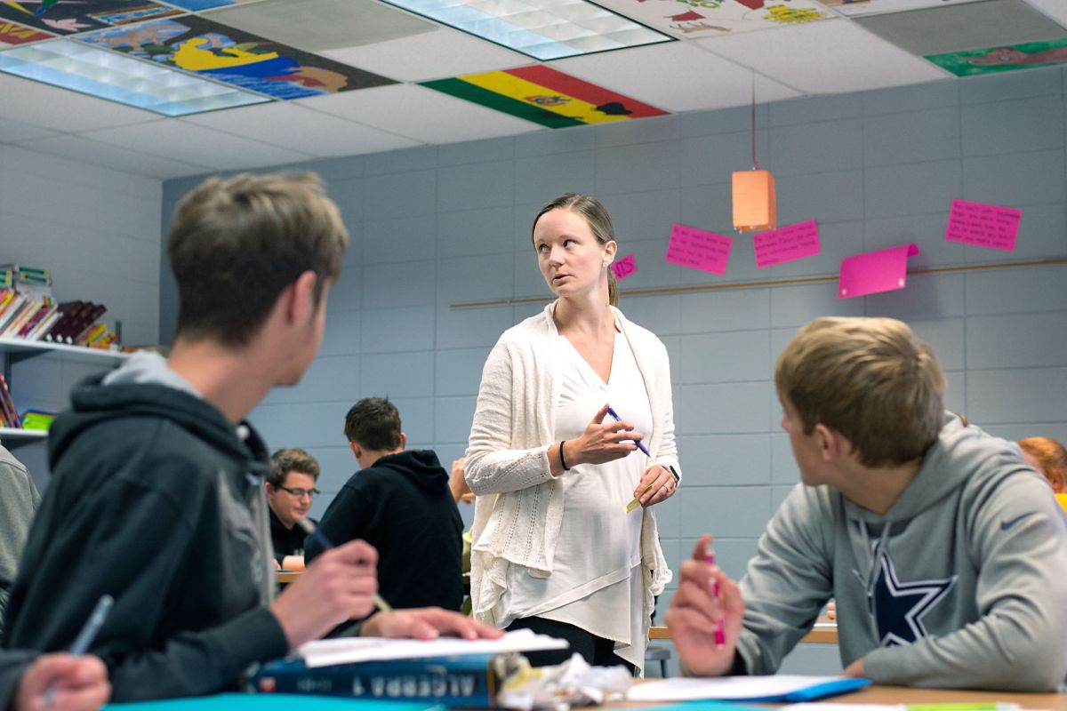 Northwest Iowa Schools Struggle Find Spanish Teachers
