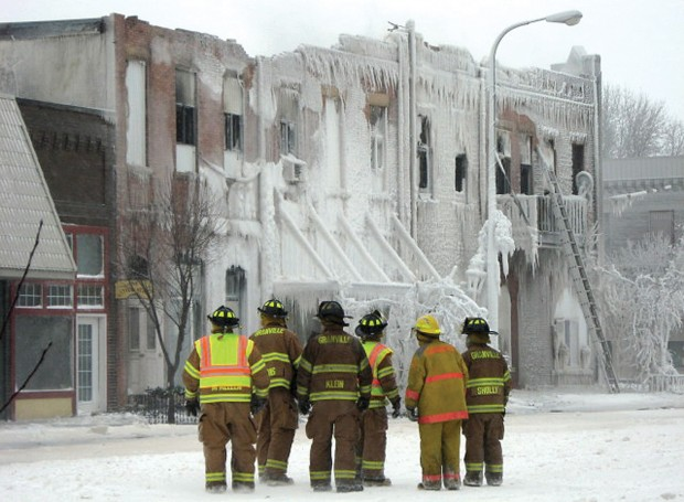 Fire Damages Paullina Buildings Local News