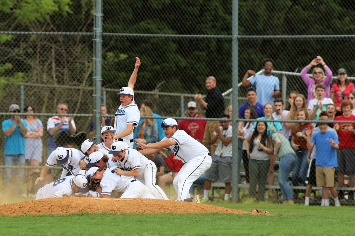 La Plata Baseball Holds Two-time State Champion Southern Capture 2a South Final