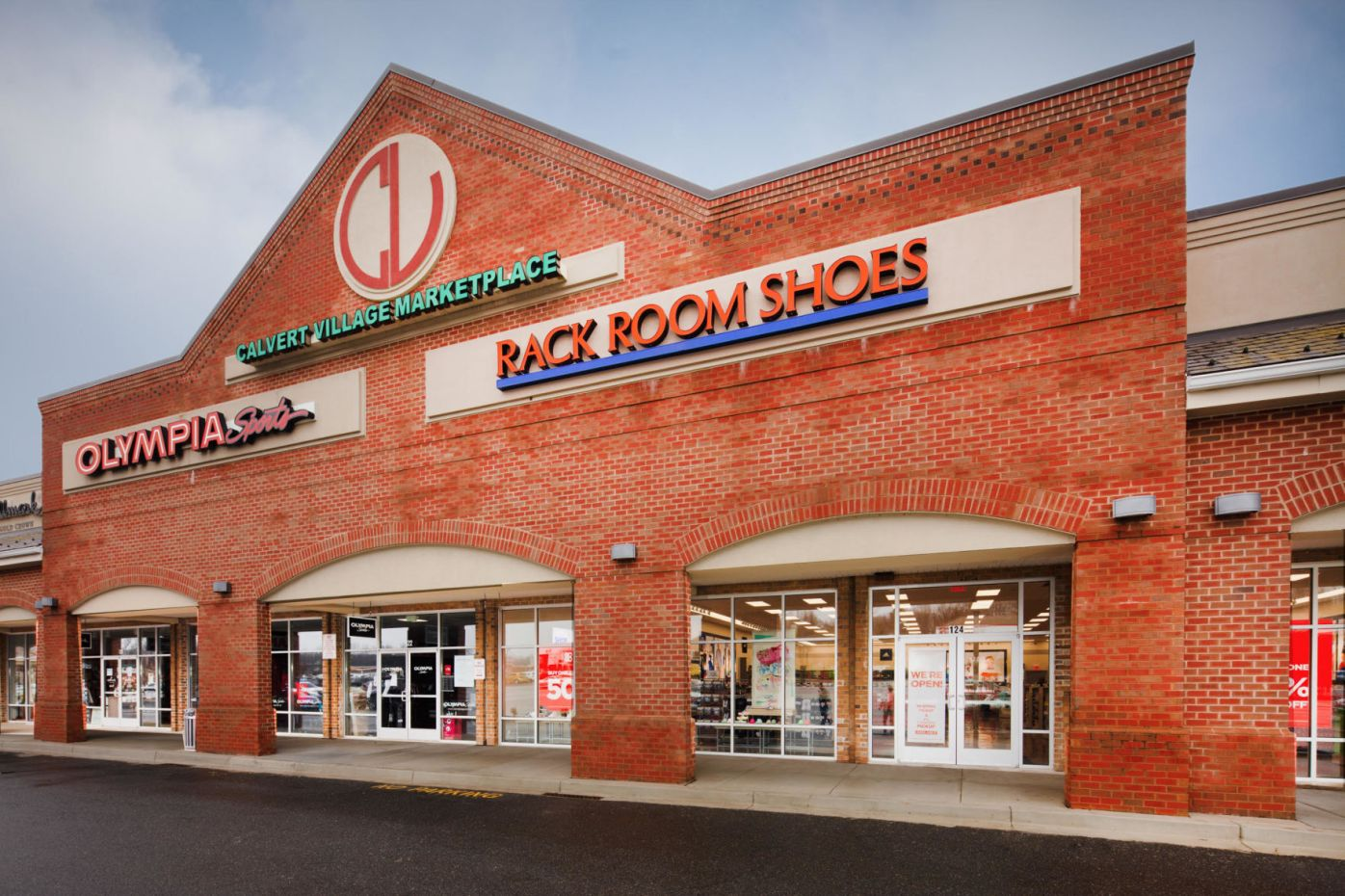 rack room shoes opens calvert village