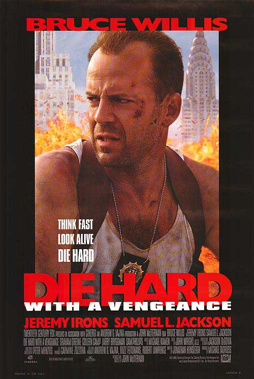 Pulp Fiction Wallpaper Hd Five Days Of Die Hard Part Three Die Hard With A