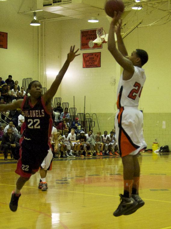 Colonel Richardson High vs Easton boys basketball  High Schools  stardemcom