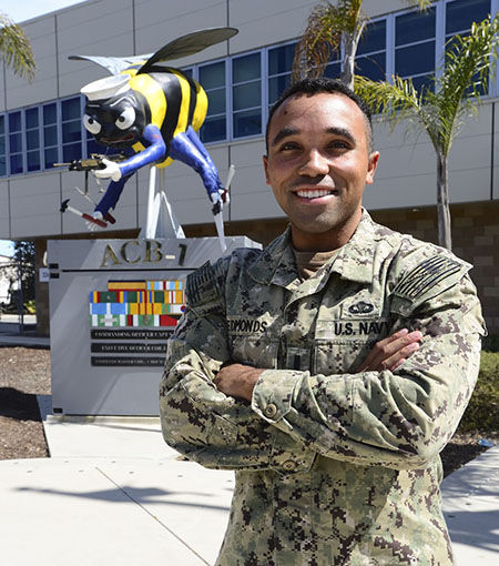 Florissant native is civil engineer leader with US Navy