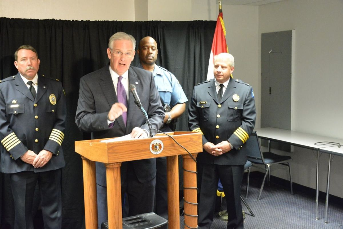 Training Police Officers In Missouri Upgrade
