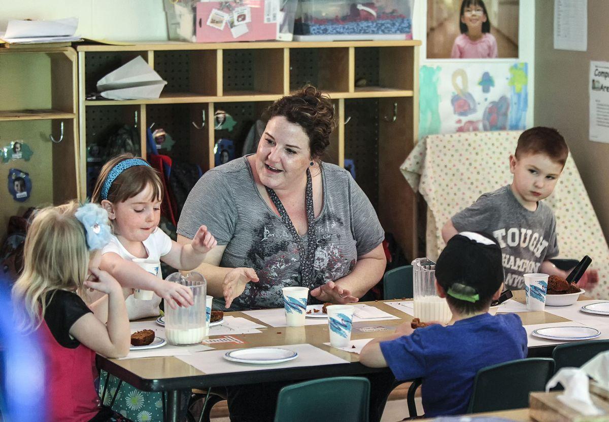 Head Start Celebrates Achievements Program' 50th