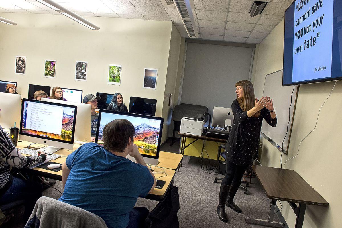 Lcc Expands Graphic Design Program Local