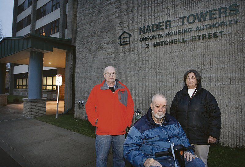 Smoking policy has tower tenants fuming Local News thedailystar.com
