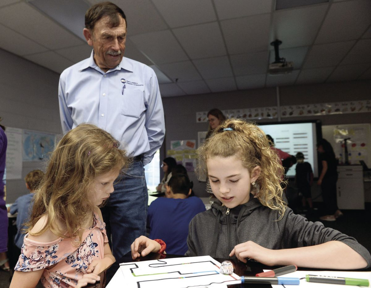 Tennessee Valley Authority Grant Fueling Stem