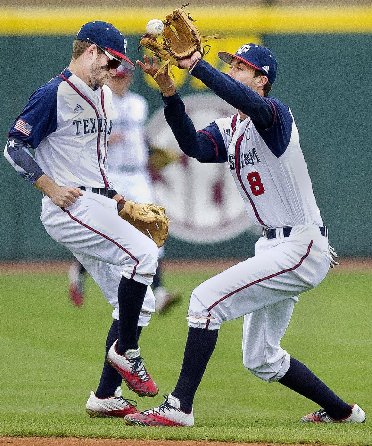 Texas A&M Baseball Uniforms 2018