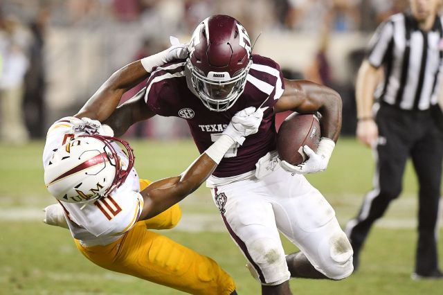 Image result for texas a&m football