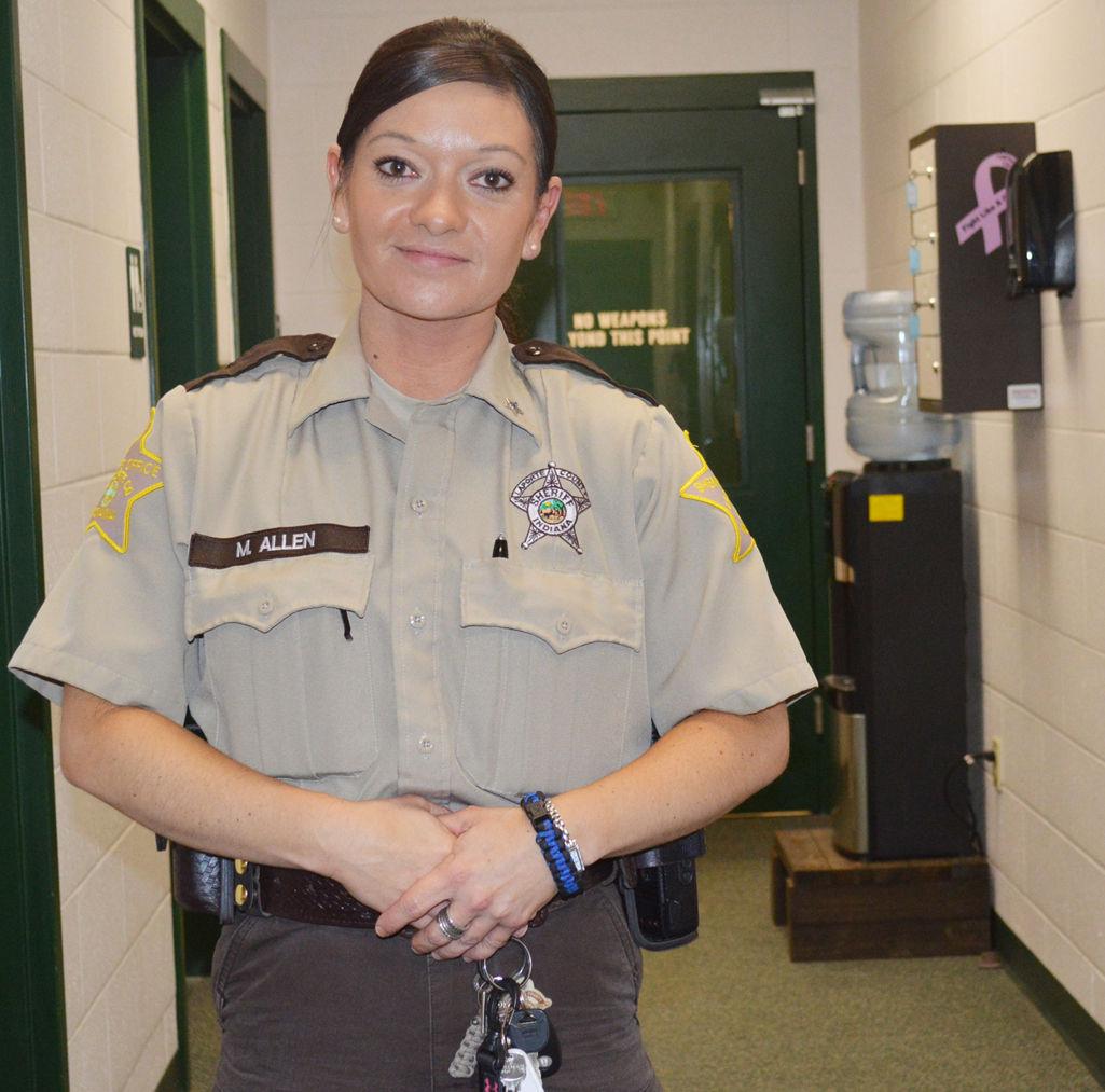 Correctional Police Indiana