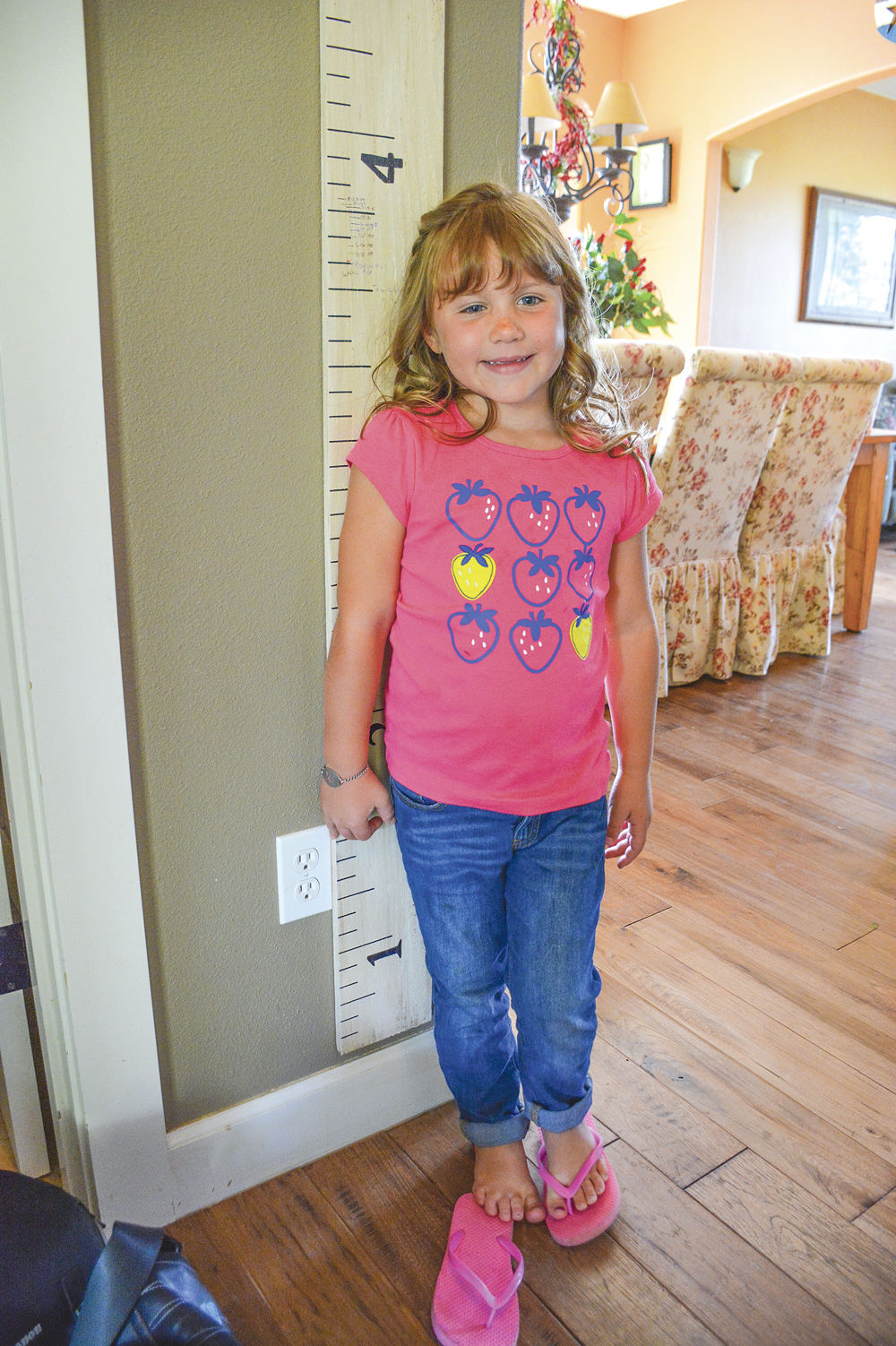 Yacolt family faces second round with rare brain tumor  News  thereflectorcom