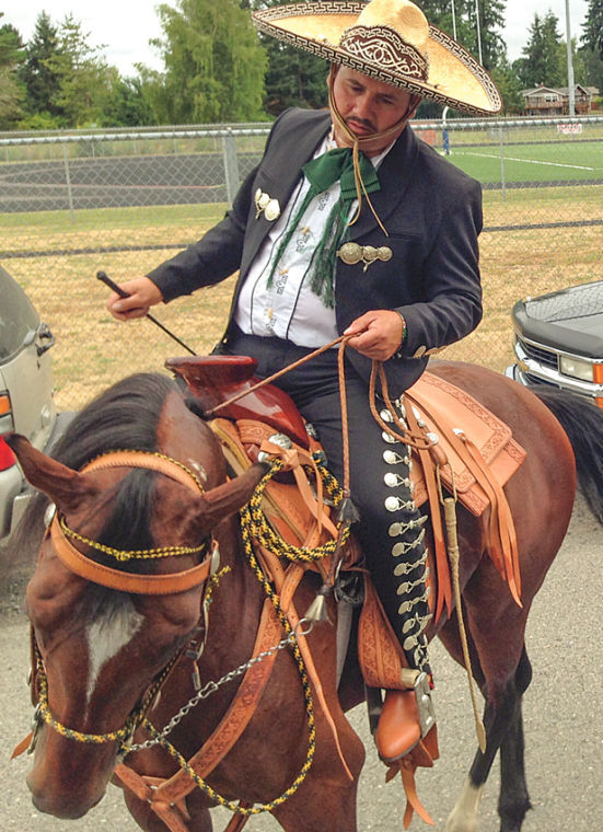 Trainer at FarmHill Equestrian Center enjoys training Mexican dancing horses  Horse Corral