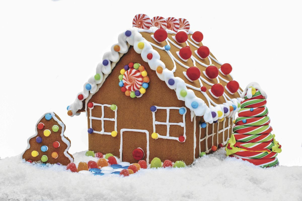 Get Creative With Your Gingerbread House Food Thereflector Com
