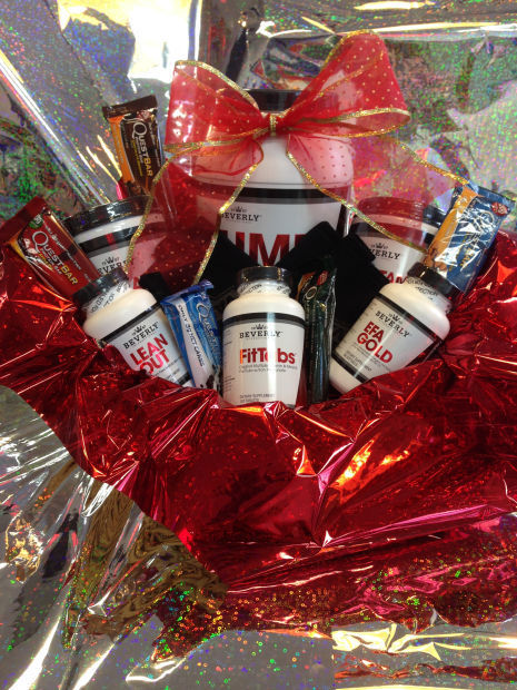 Fitness Gift Basket For Him : fitness, basket, World, Fitness, Basket, Style, Magazine, Thesouthern.com