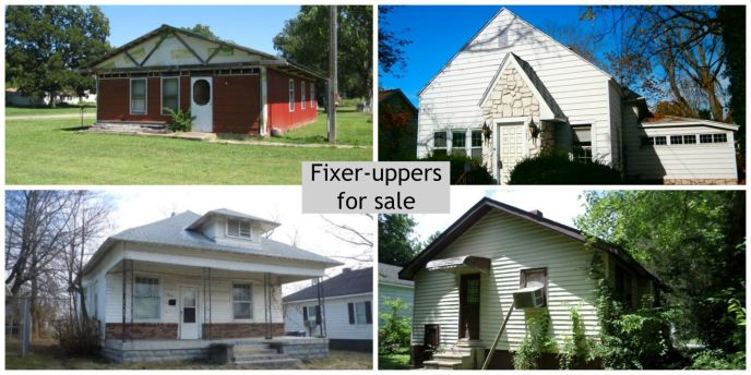 Photos: 10 fixer-uppers for sale in Southern Illinois ...