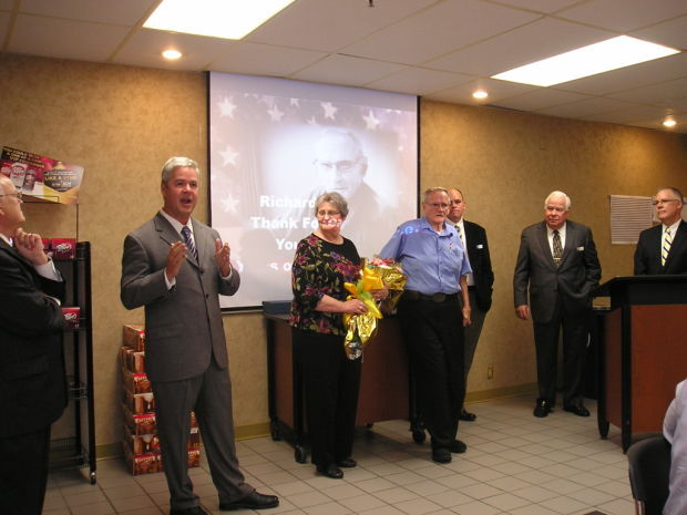 Harris retires from Pepsi after 50 years  Local Business  thesoutherncom