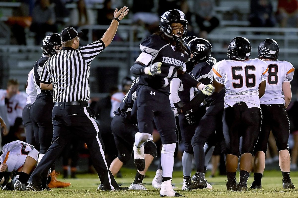Photos Carbondale Terriers Football Hosts Mt Vernon Rams