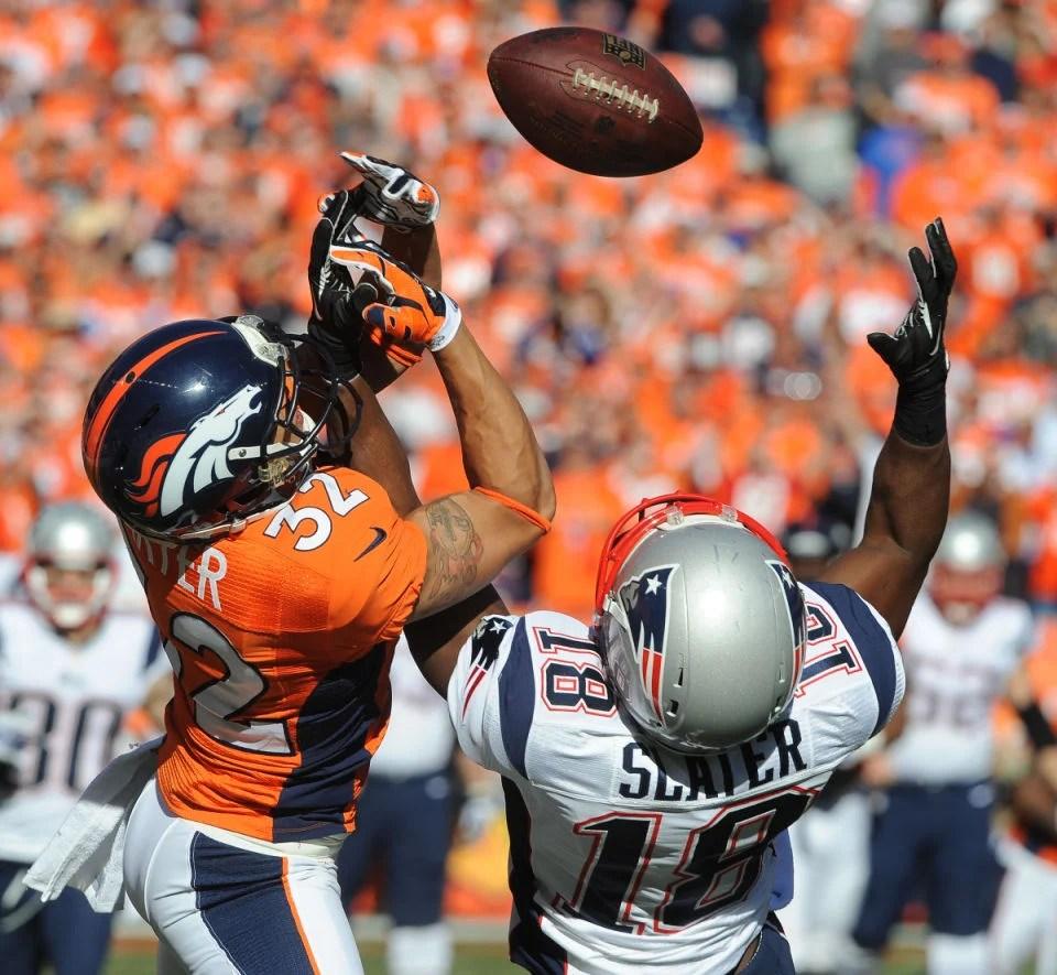 Patriots vs Broncos in AFC Championship The Sun