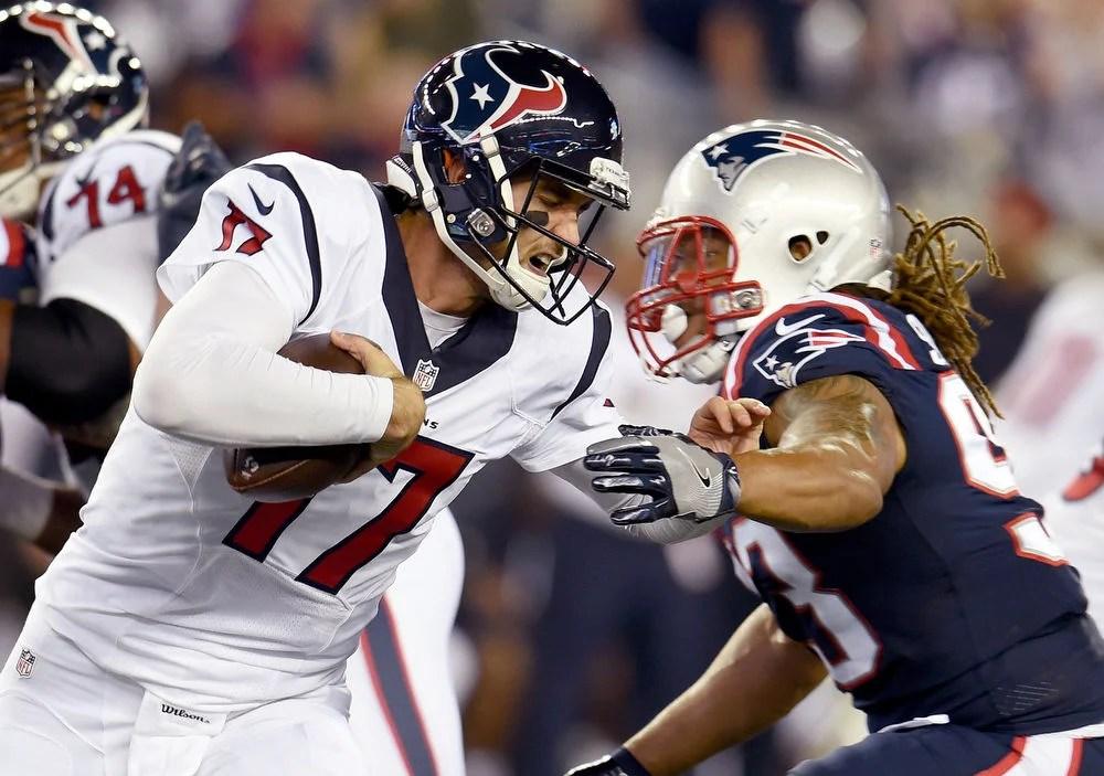 Patriots Vs Texans Sept 22 2016 The Sun Chronicle