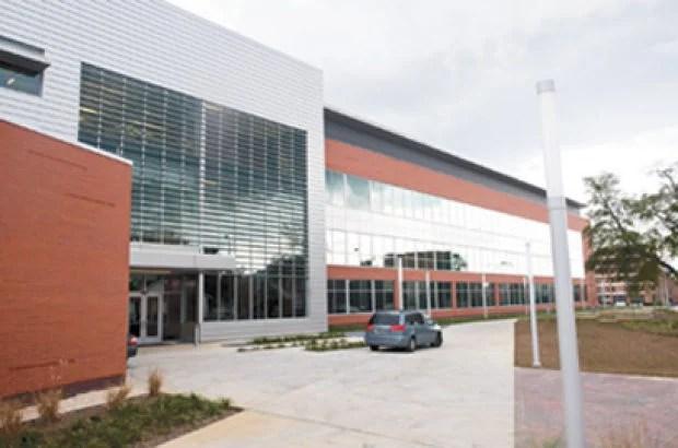 SCSU new complex