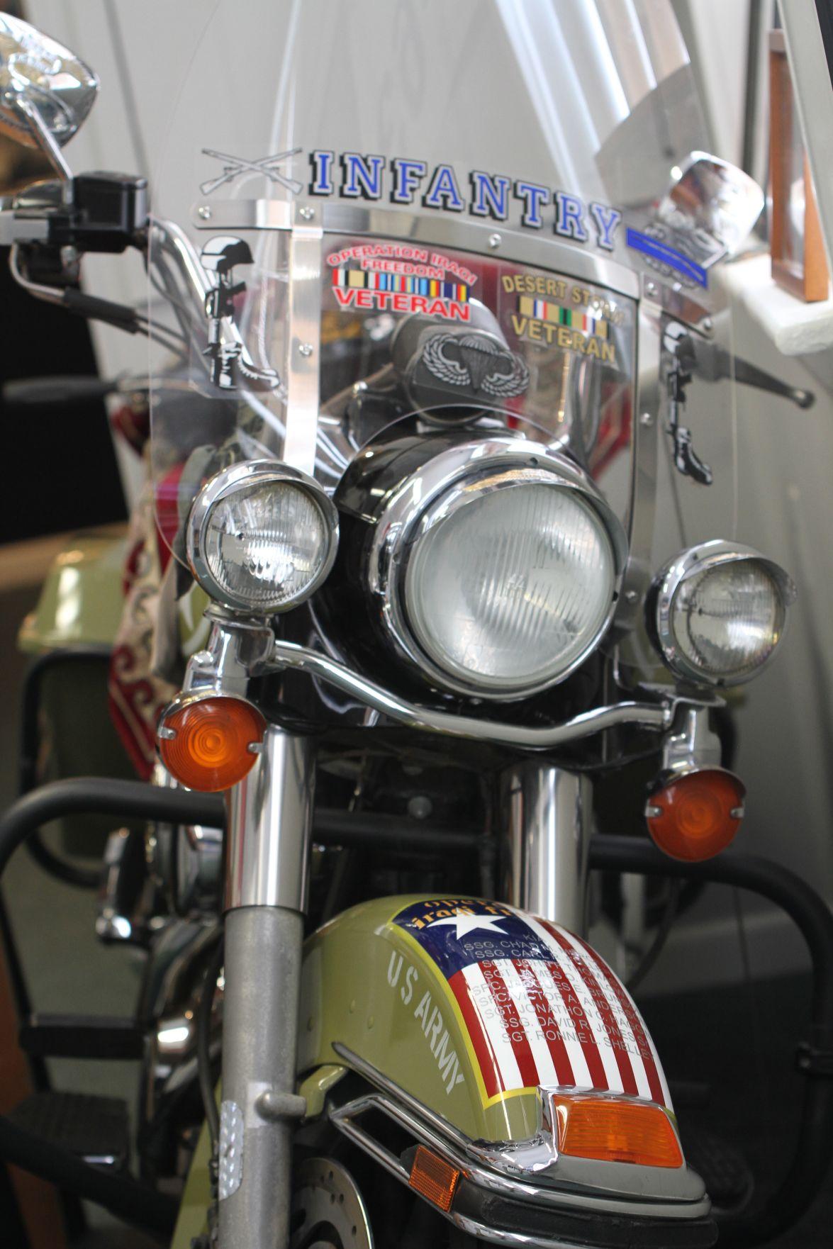 Veterans Day Activities Include Exhibit Preview