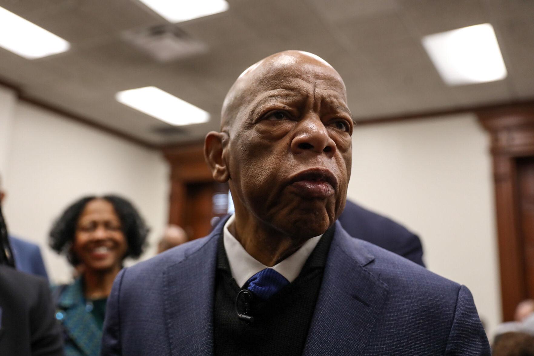 Georgia Mourns Civil Rights Icon John Lewis Ga Fl News