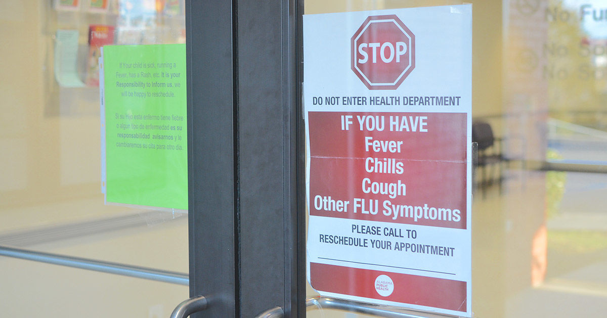 Flu cases on the rise in Alabama | News | times-journal.com