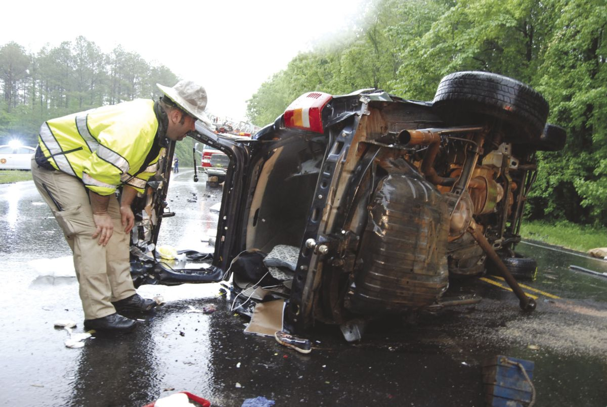 Wreck Claims Lives Of Three Limestone County Residents And