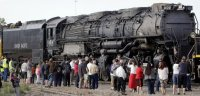 Photos: 'Big Boy' Locomotive | Wyoming News | trib.com