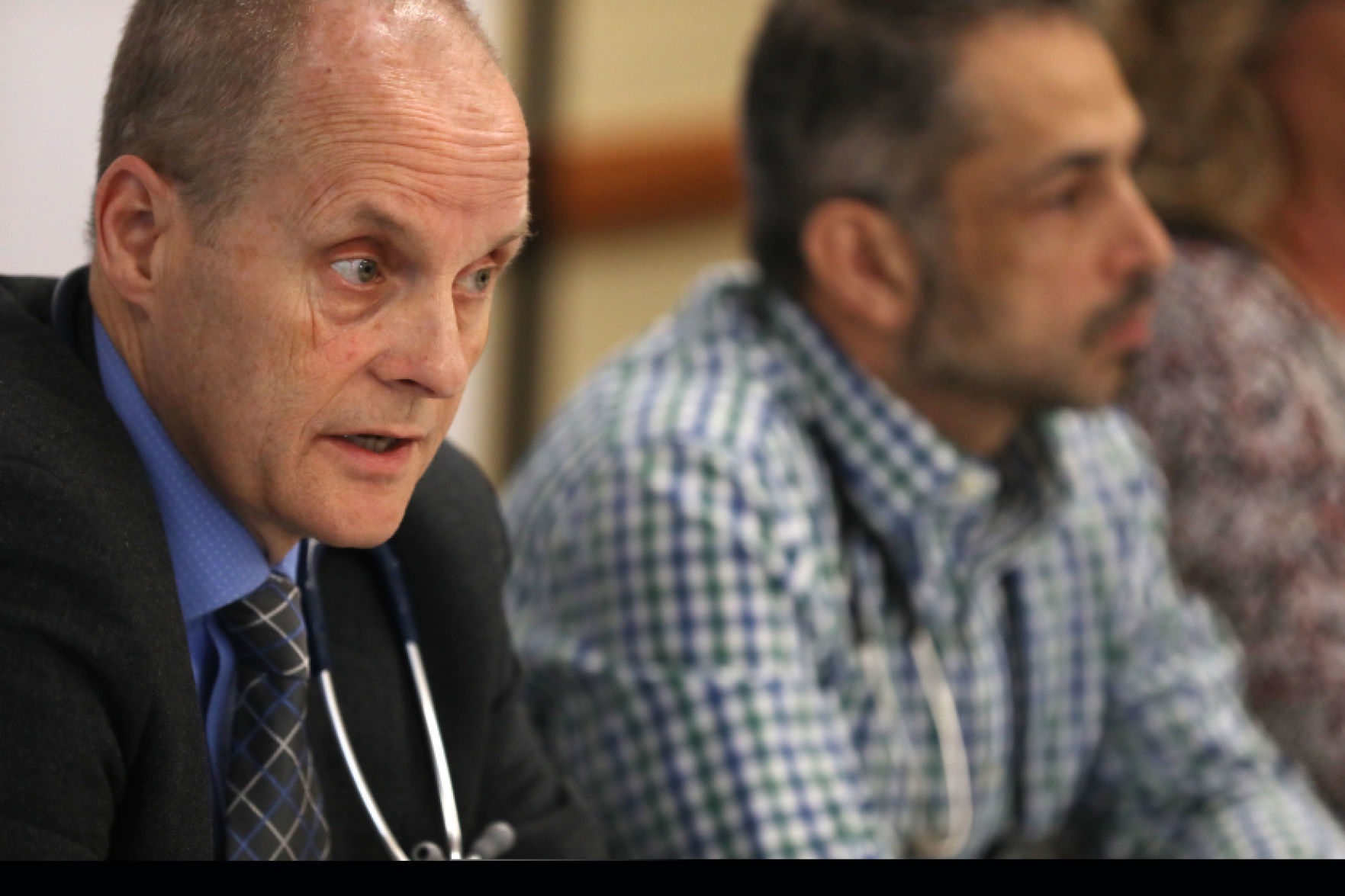 Natrona County Health Official Says He Might Issue Local