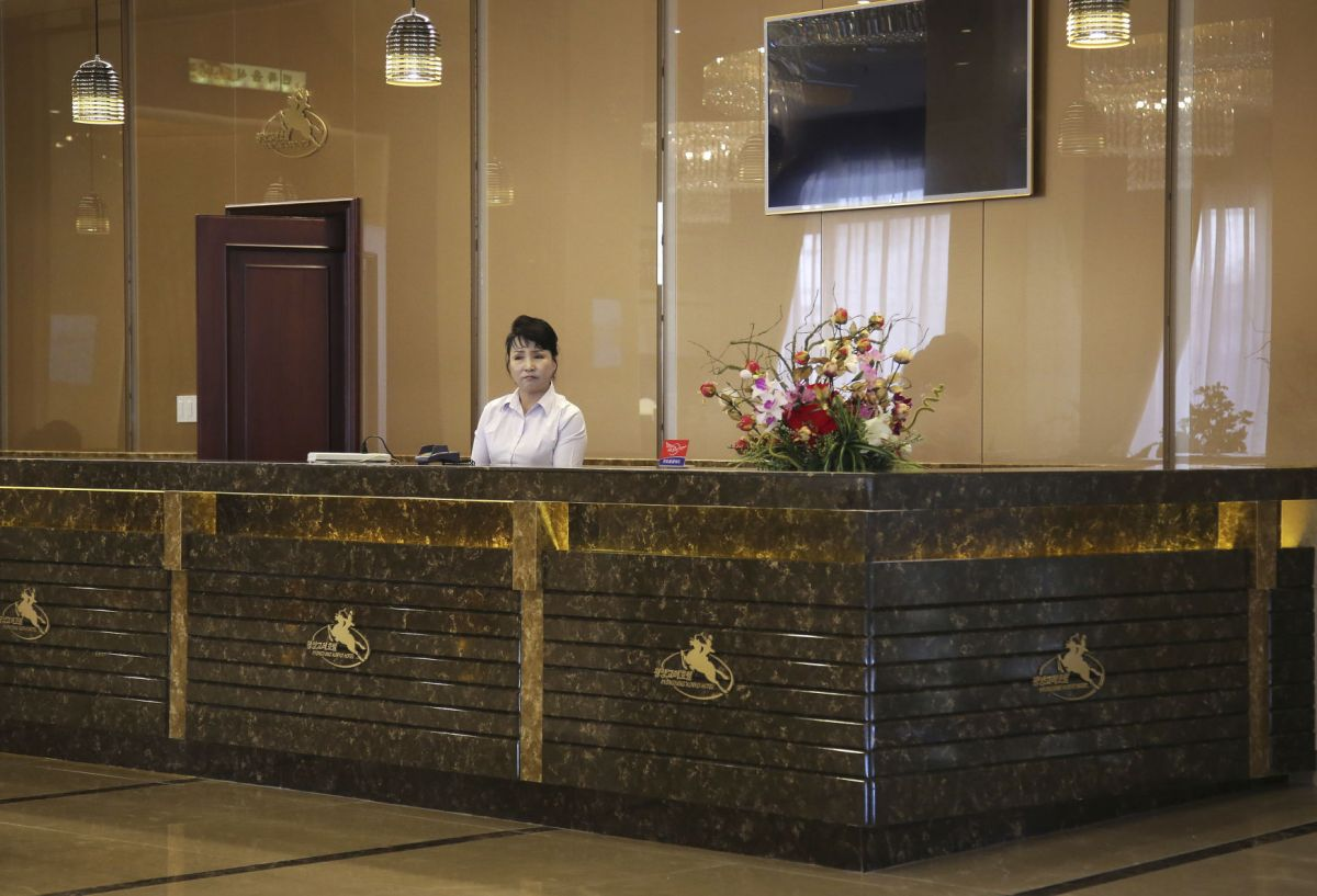 North Korean Luxury Hotel World
