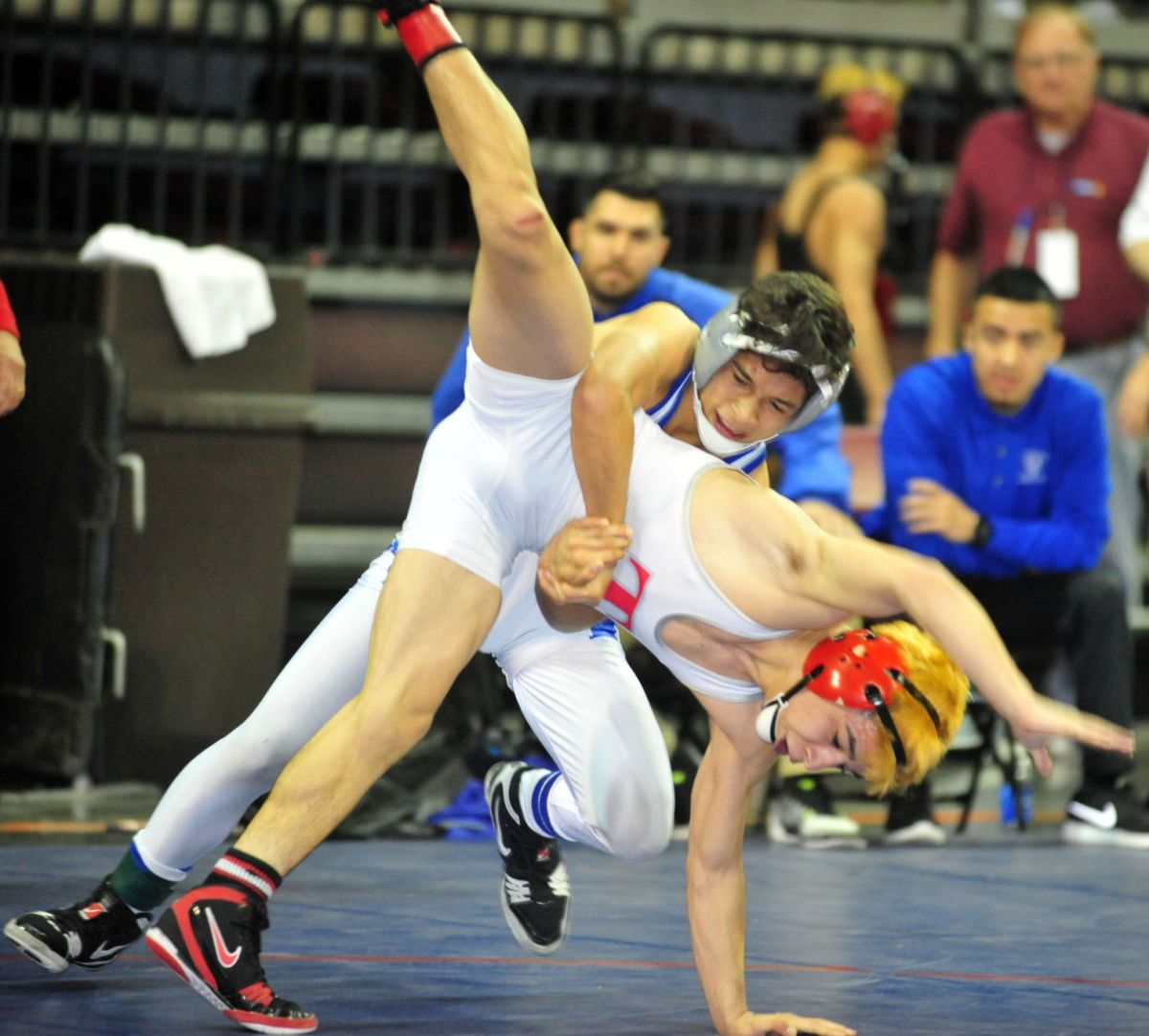 Photos High school wrestling state championships  High