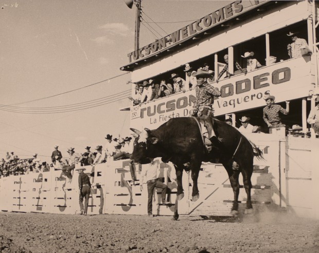 Photo Gallery Rodeo History Entertainment Tucson Com