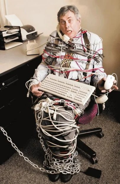 Chained to your desk  Health  Fitness  tucsoncom