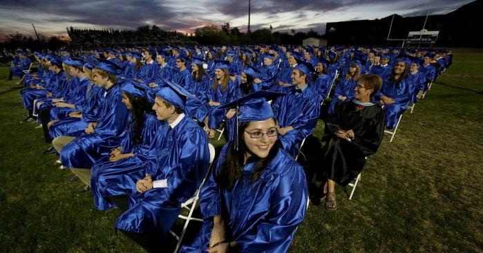 Photos Catalina Foothills High School graduation