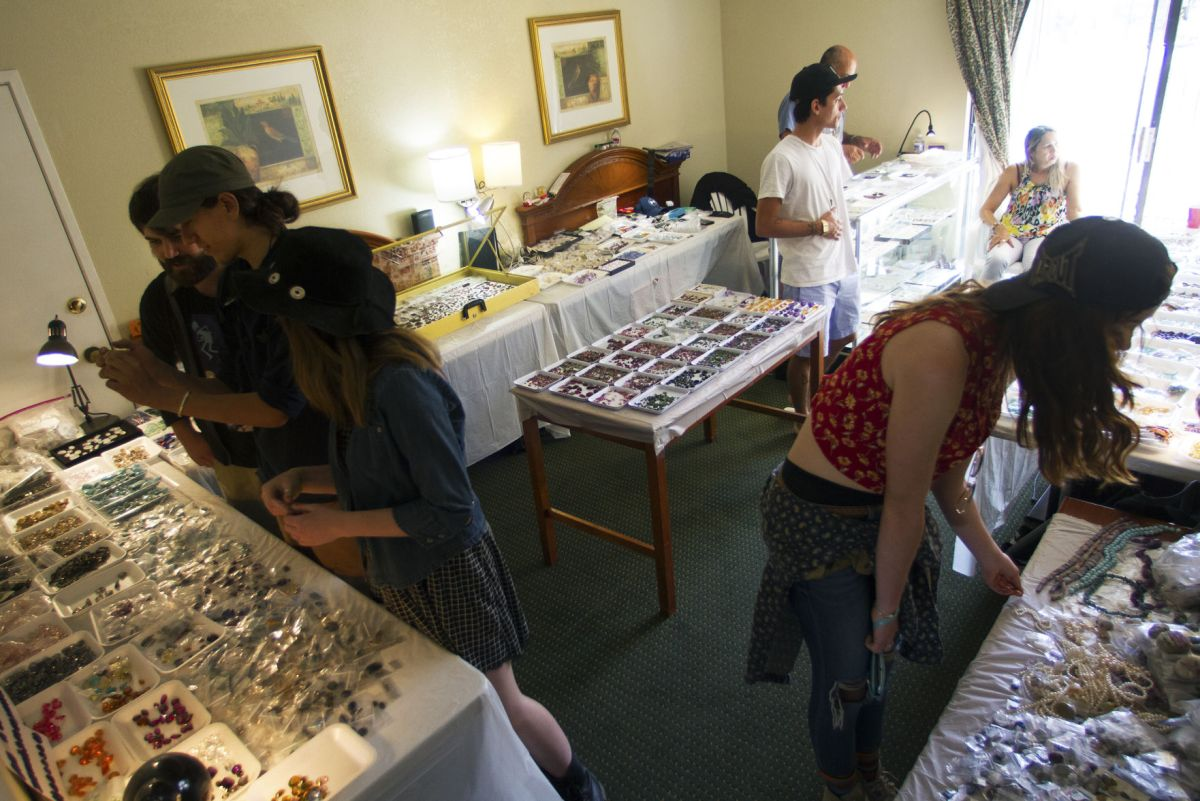 Tucson Gem Mineral And Fossil Showcase