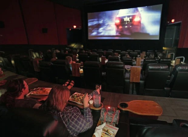 Tucsons first dinein movie theater opens  News About