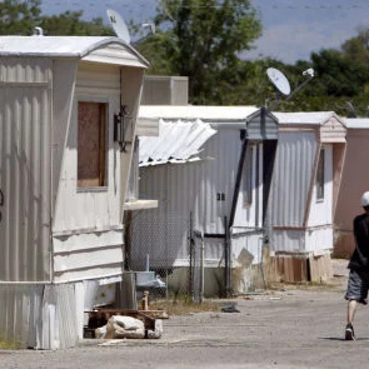 new pima county regulations require proof old mobile homes are safe [ 1200 x 1199 Pixel ]