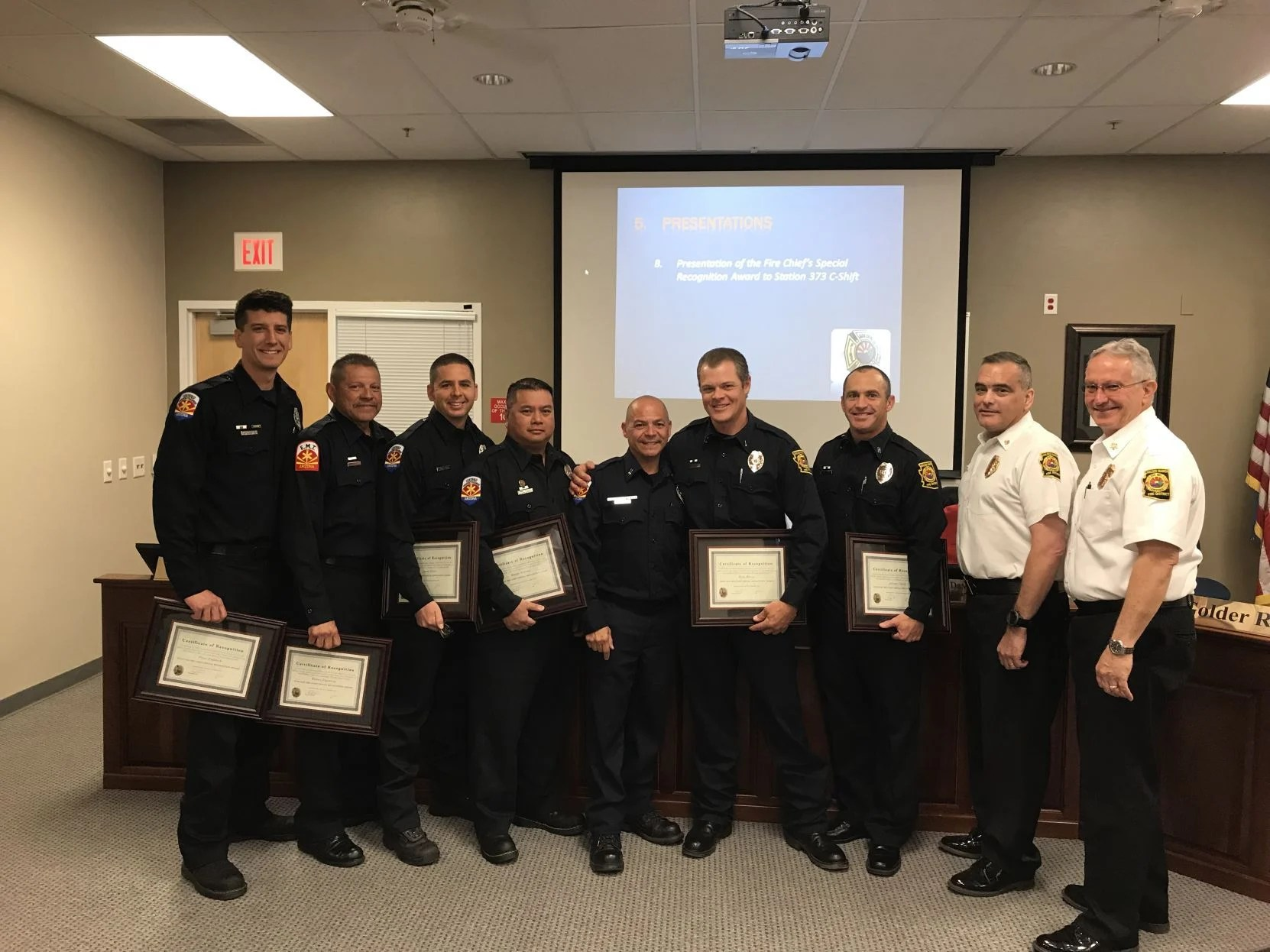 Fire Captain Cover Letter Golder Ranch Fire Crew Springs Into Action To Save The Life Of A