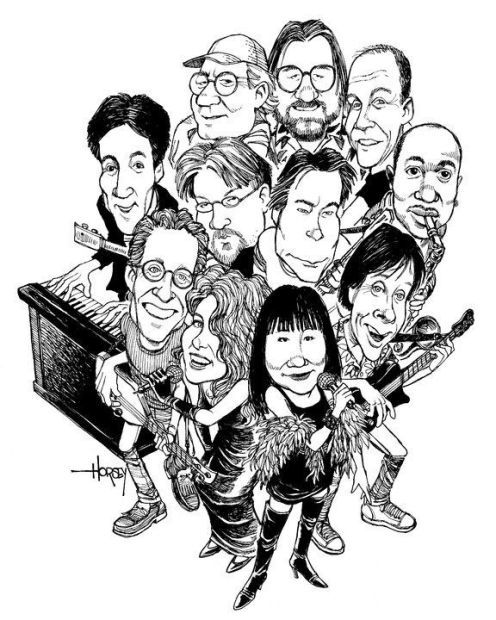 Rock Bottom Remainders: Not the best band, but the most