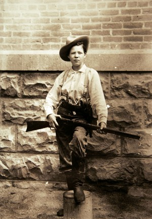 pearl hart female bandit the old west