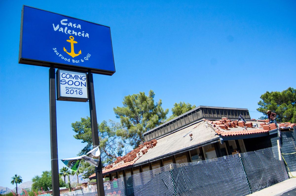 Casa Valencia brings mariscos to Yoshimatsu space  News About Tucson and Southern Arizona