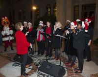 VSU 'Lights the Palms' | Local News | valdostadailytimes.com