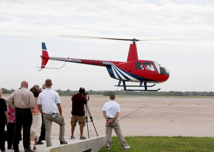 TSTC starts new helicopter training program  WacoTribcom